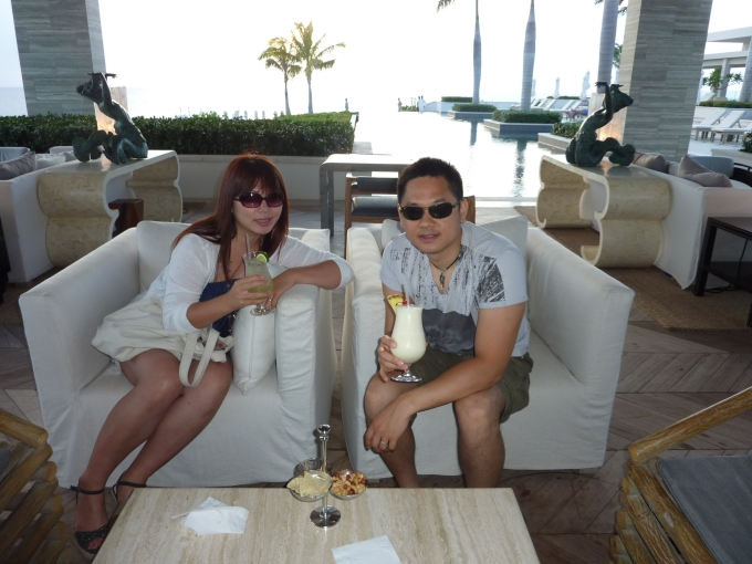 One of our favorite hotels in the world--Viceroy Anguilla, 2010