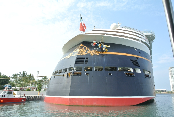 Mexican Riviera cruise on the Disney Wonder