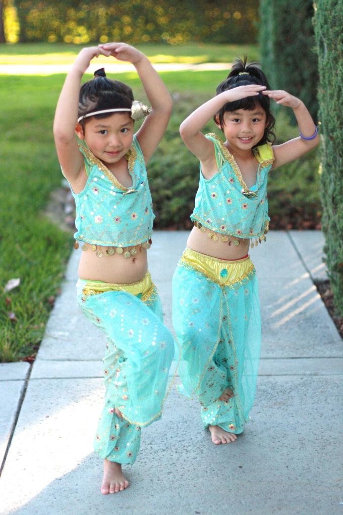 Jasmines for Halloween!