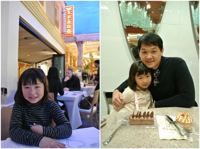 Finally got my spago fix! We also couldn't miss paying Jean Philippe a visit :)