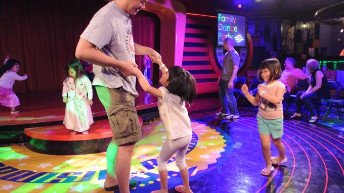 Family Dance Night