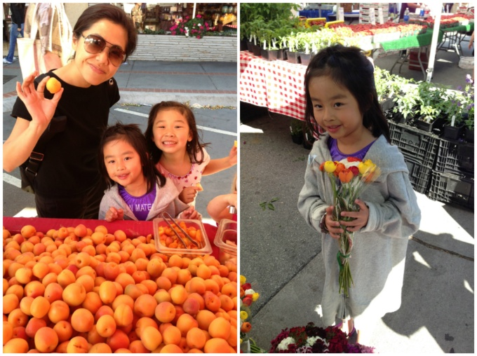 The much anticipated San Carlos Farmers' Market is open again!