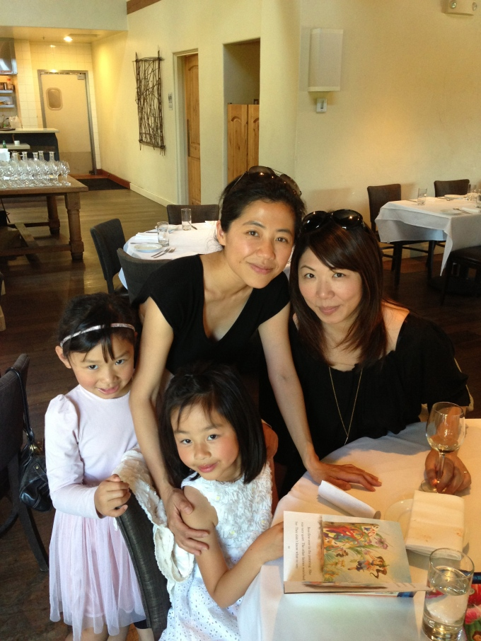 Mother's Day brunch at Cetrella's