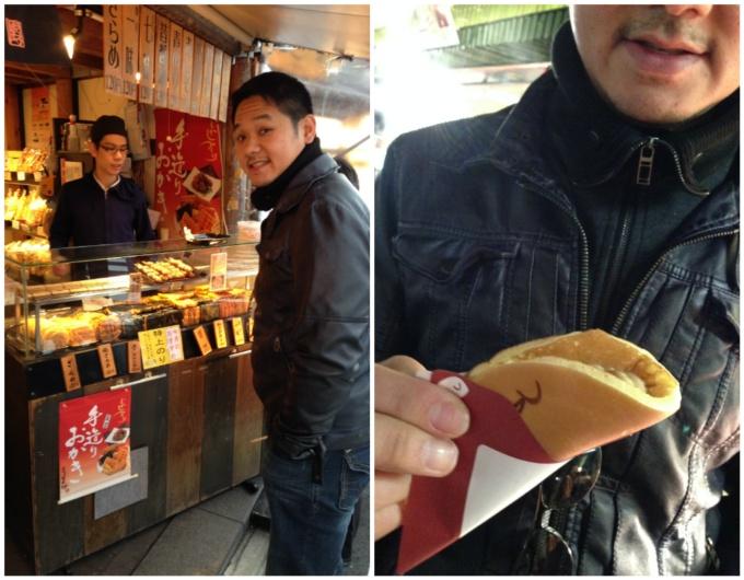 More street food!