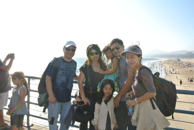 2012: Trip to SoCal with my sister's family