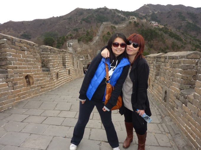 2011: Solo trip to Beijing to visit my dear friend Vivi