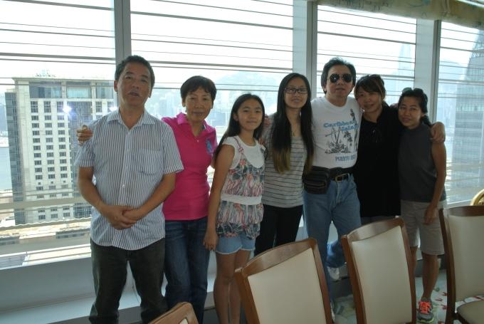 2014: Solo Hong Kong trip