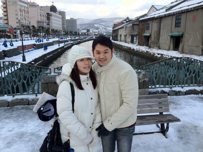 2011: Trip with Alan to Hokkaido + Otaru, Japan