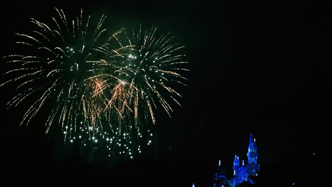And ofcourse, we simply can't leave without seeing the amazing fireworks!