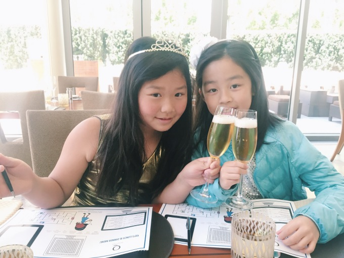 Brunch at the Four Seasons Silicon Valley
