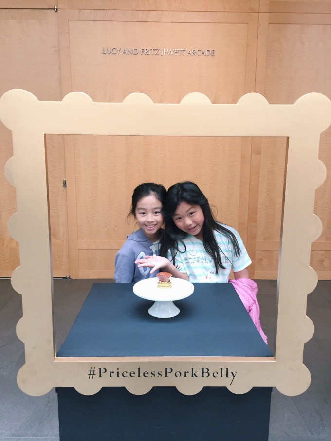 Visit to the Asian Art Museum