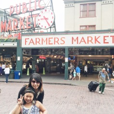 Made it to Pike's Place!