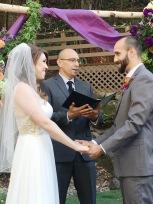 Heartfelt ceremony