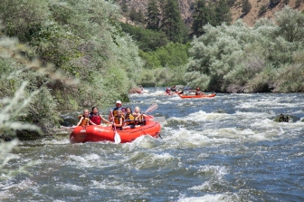 Bridgerafting