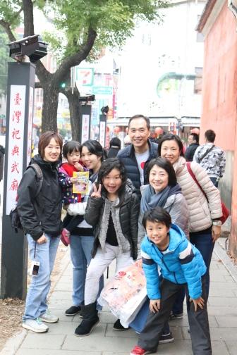 Eating our way through Tainan